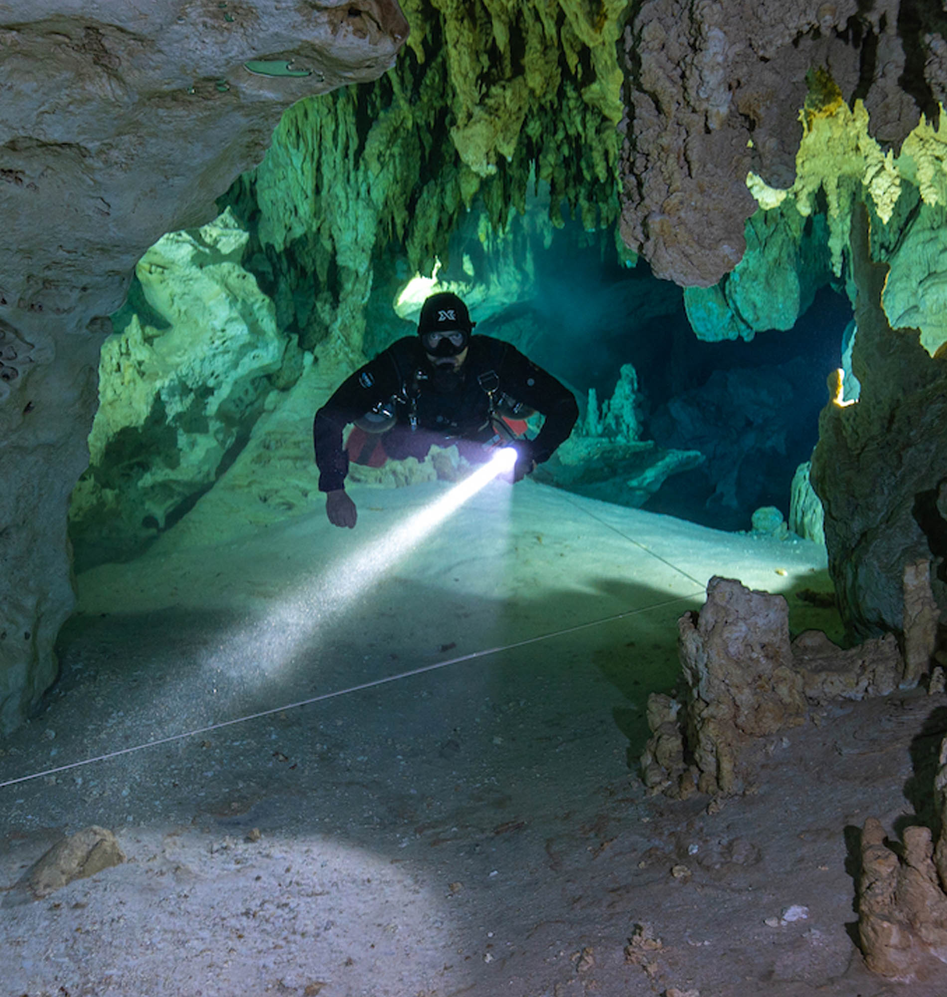 Learn to Cave Dive in Cenotes